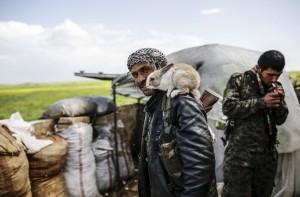 TOPSHOTS-SYRIA-CONFLICT-KOBANE